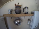 Eric's Place – Kitchen Shelf
