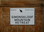 Simonskloof joined the efforts of the Rooiberg-Breede River Conservancy