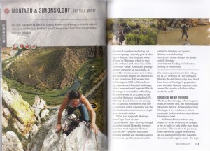 Wild Weekends - Simonskloof page 1