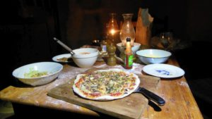 Simonskloof pizza night