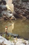 Nuy River Gorge - our first trip back in 1988