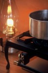 Orange Cottage - cooking on gas