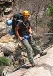 Kloofing - Final Abseil
