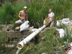 Fixing the catchment