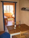 Faraway Cottage - Kitchen table