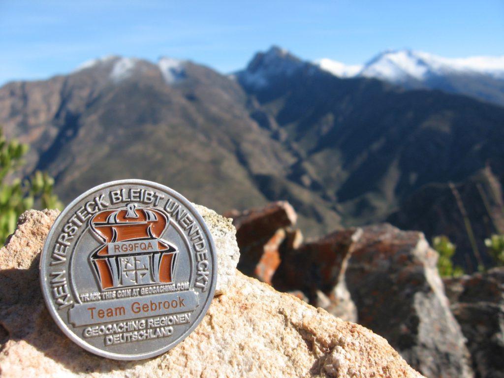 Geo Coin at Twin Peak sm