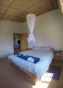 Main Bedroom @ Orange Cottage